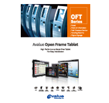 Open Frame Tablet – OFT Series Brochure 2019 V1.0