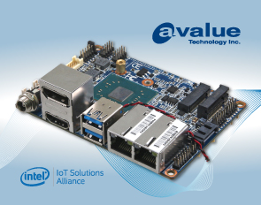Avalue Introduces Pico-ITX Industrial Motherboards, EPX-APLP